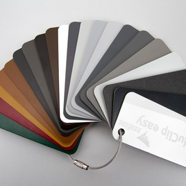 AluClip easy: profine offers colour-coated aluminum shells ex works