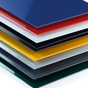 KÖMMERLING KömaDur Rigid PVC Sheets Colours