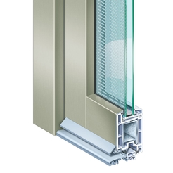 EuroFutur Classic residential door AluClip inward and outward opening