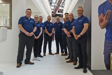 FIT Show 2019 Team UK