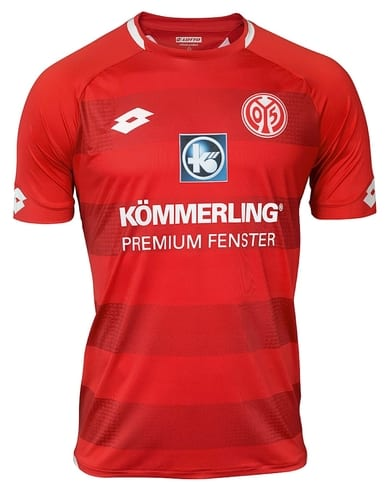 home shirt Mainz 05 2018-19