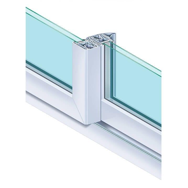 Sliding window sliding door premiline k mmerling for Schiebe fenster