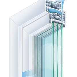 Two new window ventilators - profine expands range