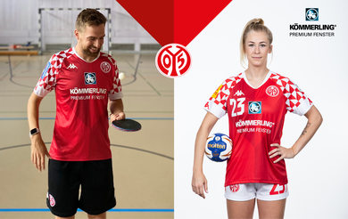 Mainz 05 handball and table tennis teams