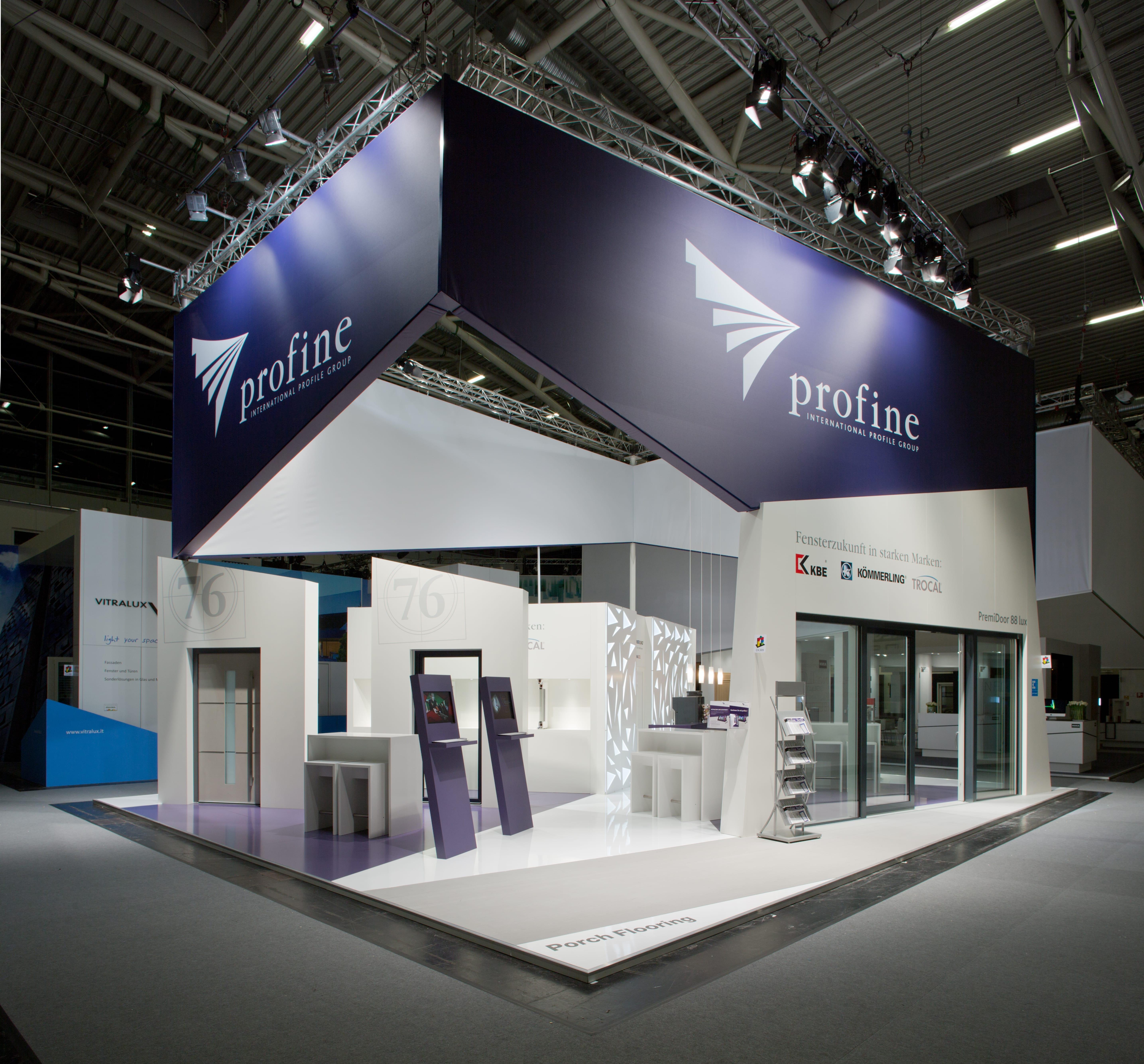 Exhibition Stand Design Download : Bau in munich kÖmmerling