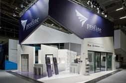 BAU MUNICH 2015 – profine exhibition stand