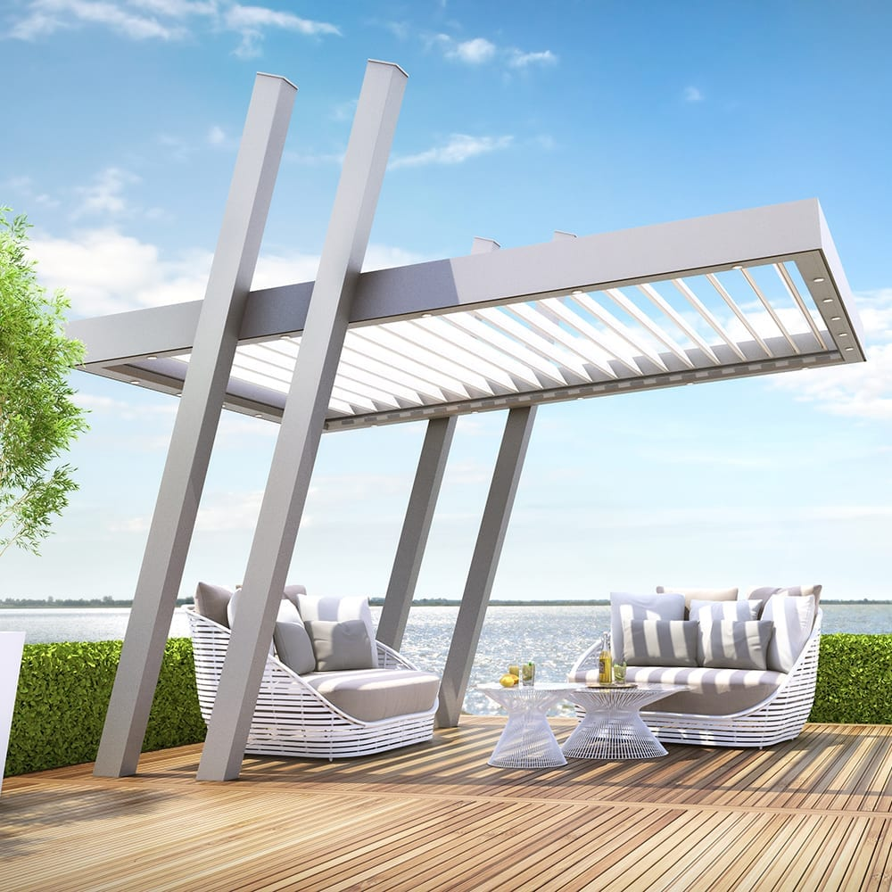 Pergola k mmerling for Imagenes de pergolas