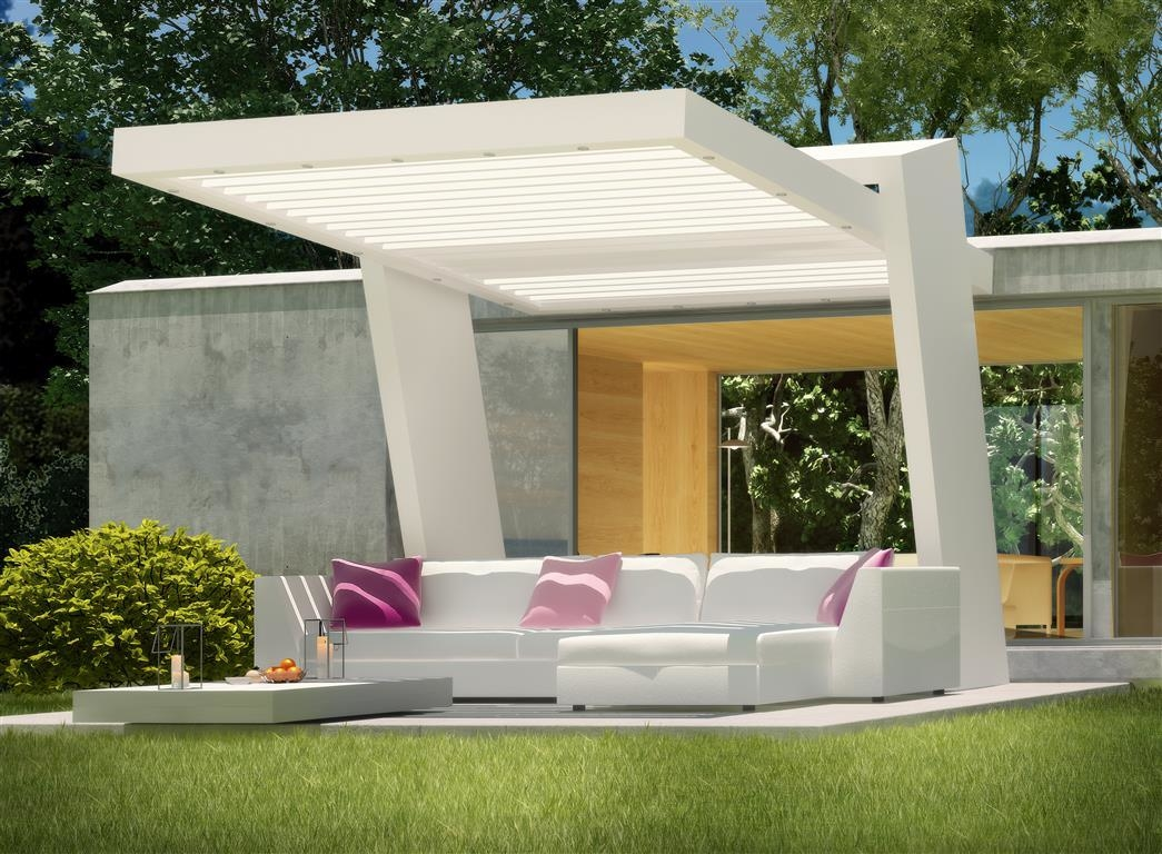 Business unit semi finished products building profiles systems shee - Pergola profil systeme ...