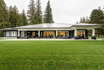 Custom Built Home in Langley, British Columbia