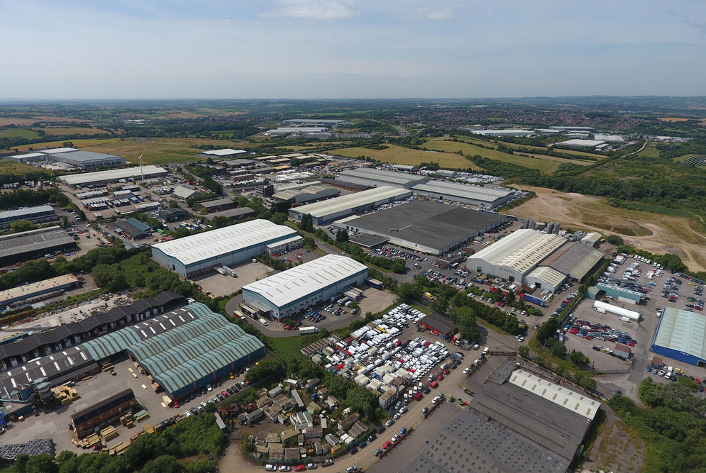 New Huthwaite facility in the UK